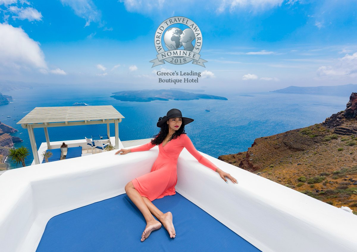 Iconic Santorini / RVS Hotel Management