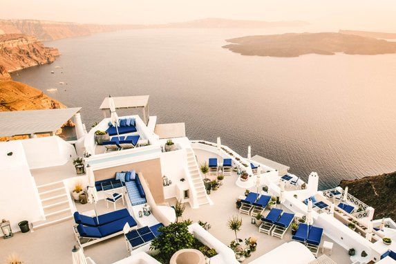 RVS Hotel Marketing - Iconic Santorini